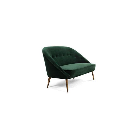 Malay 2 Seat Sofa