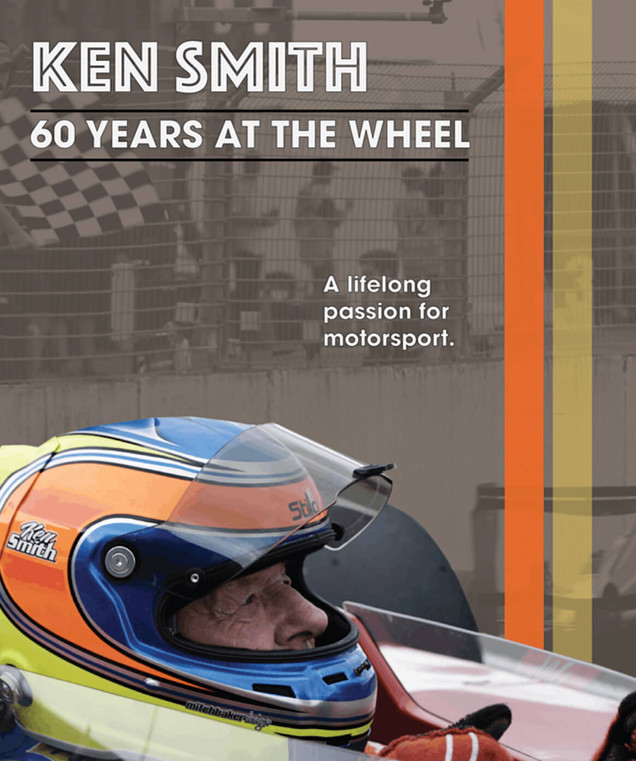 Ken Smith - 60 Years at the Wheel