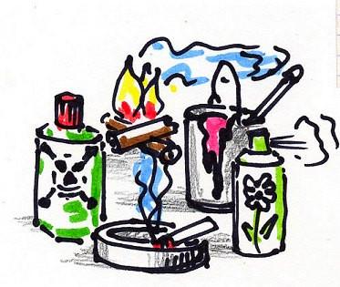 Maison et santé : la pollution intérieure un tueur SILENCIEUX