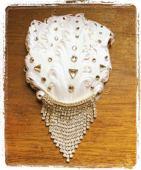 Vintage Glamour Hair Accessory