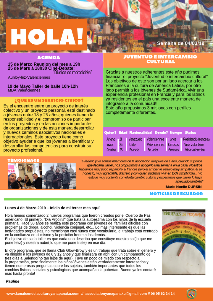 Servicio civico Valenciennes