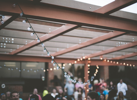 Why String Lighting Is A Great Option For Your Event!