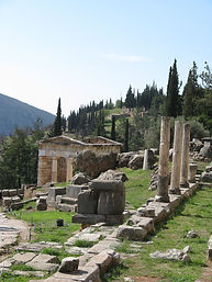 Athenian treasure Delphi.jpg