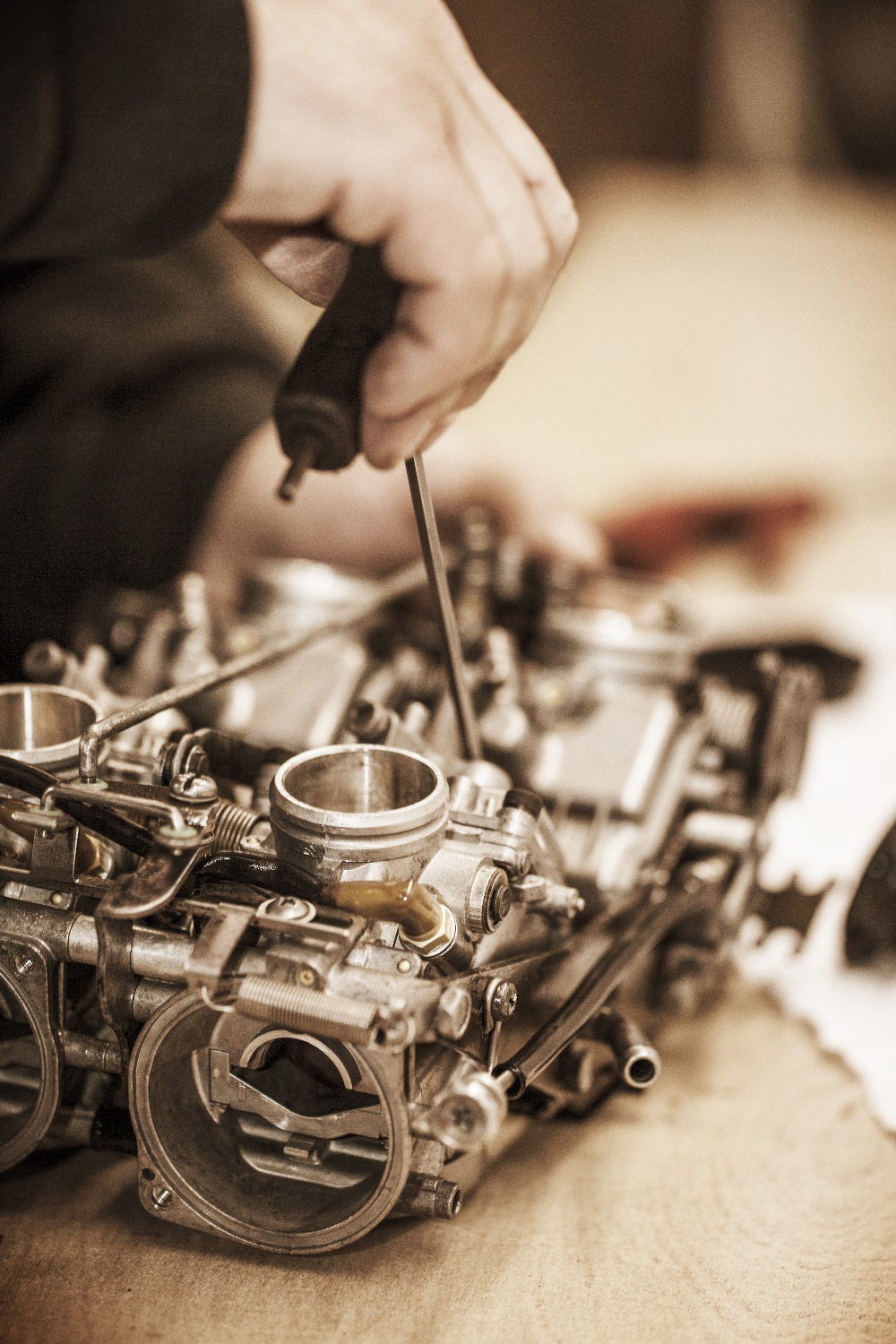 Carburetor Cleaning