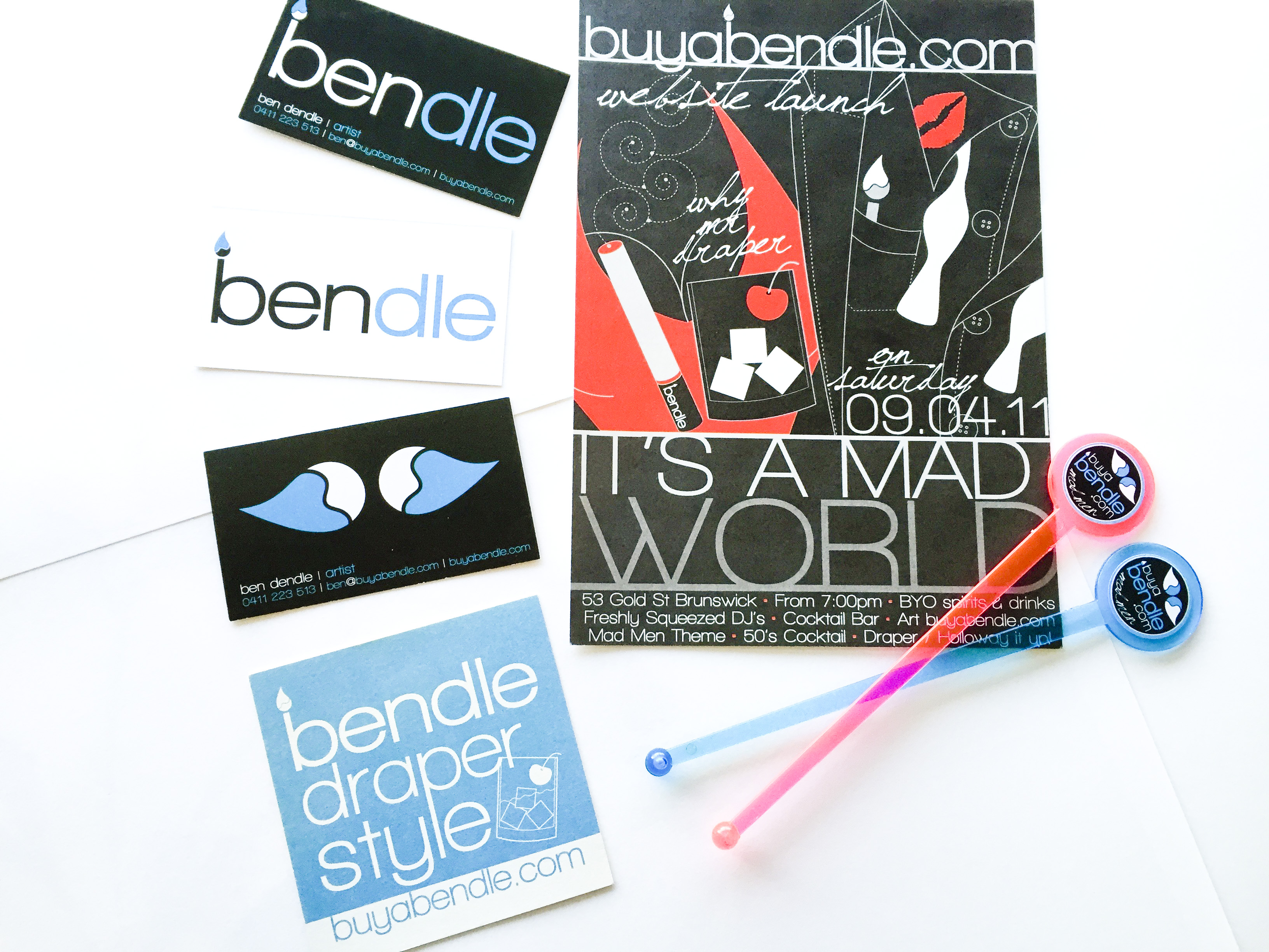 Bendle Launch Party