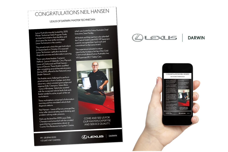 Lexus Darwin