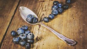 Blueberries / Heidelbeeren
