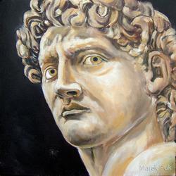 David Kopf nach Michelangelo