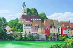 Stadt Laufenburg Schweiz