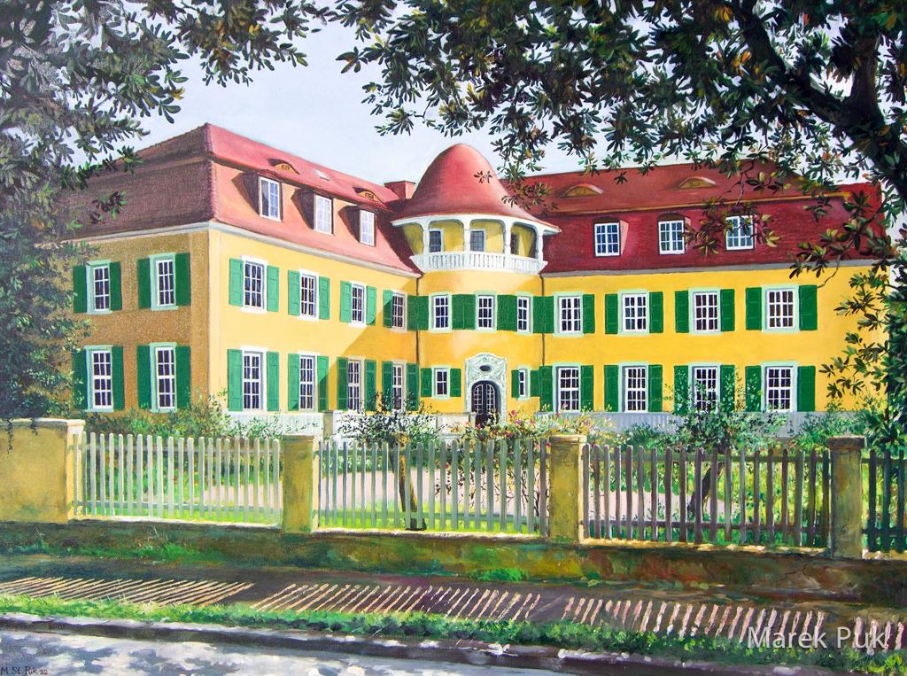 Jutzler-Villa jetzt Haus Columban