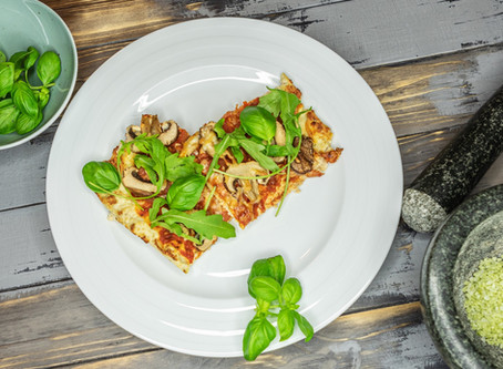 Food Picture - Low Carb Pizza