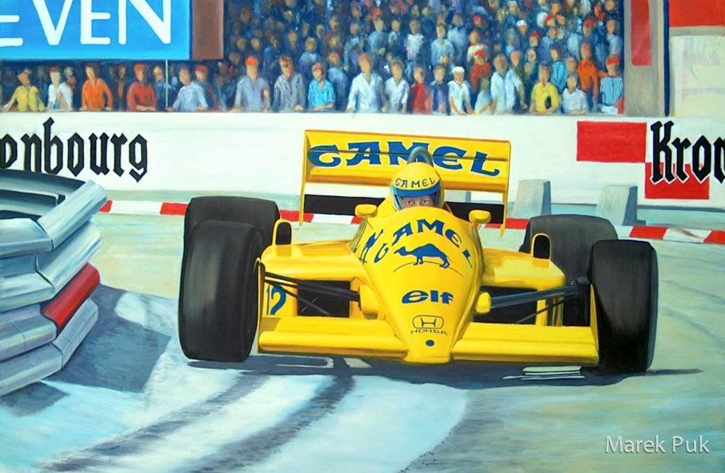 Formel 1, Camel