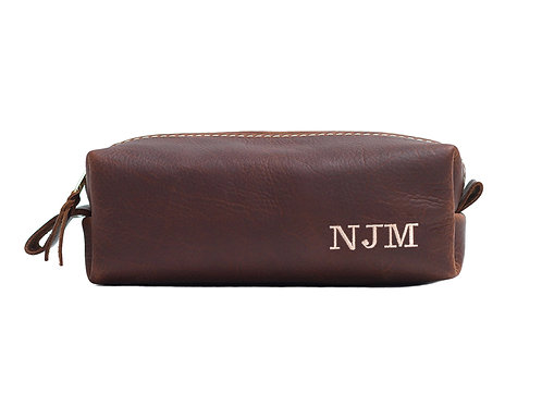 Minimalist Shave Bag