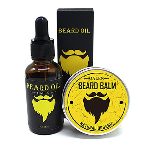 Men Beard Kit Grooming Beard Set