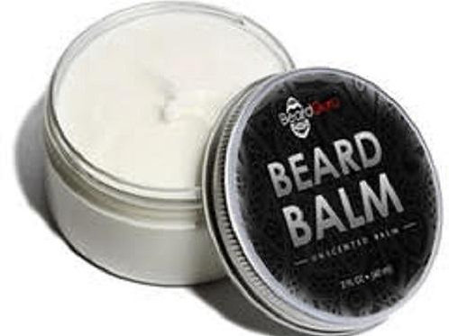 BeardGuru Premium Beard Balm: Unscented