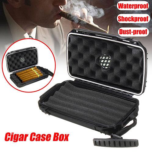 18x12x 4cm  Waterproof Shockproof Cedar Wood Cigar