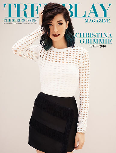 Tremblay Magazine - The Spring Issue