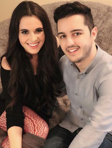 Vanessa Marano and Zack Tremblay