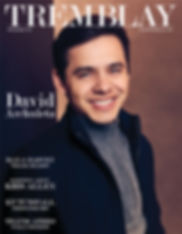 TREMBLAY - December 2018 Issue - Feat. D