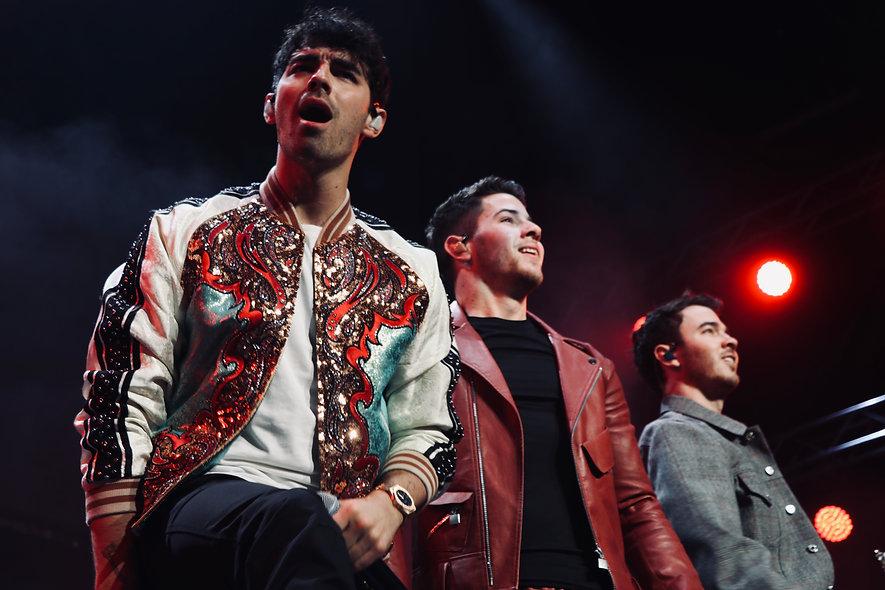 Jonas Brothers by Zack Tremblay