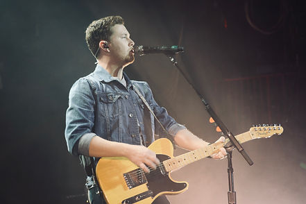 Scotty McCreery by Zack Tremblay