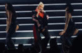 Christina Aguilera by Zack Treblay