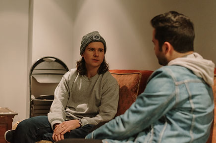 Lukas Graham with Zack Tremblay by Ryan