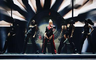 Christina Aguilera by Zack Tremblay
