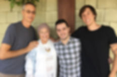 The Grimmie Family