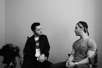 Zack Tremblay and Nick Fradiani