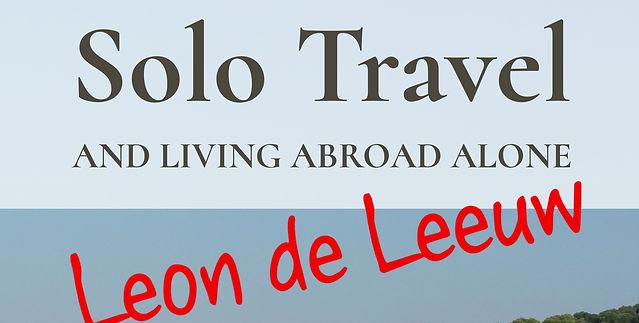 Leon de Leeuw book Solo Travel