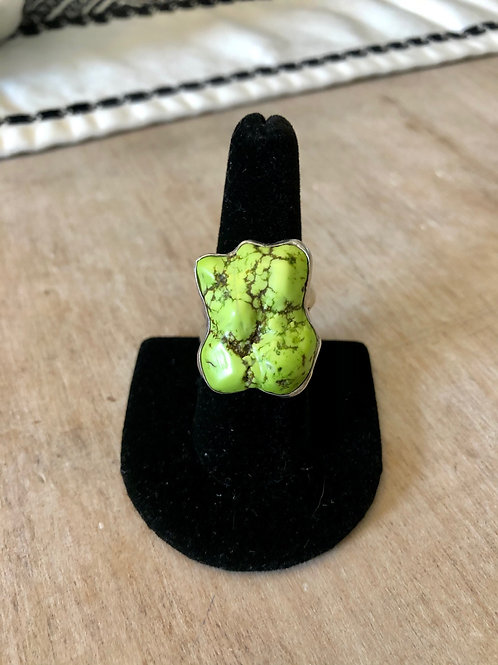 Pixie Turquoise Ring