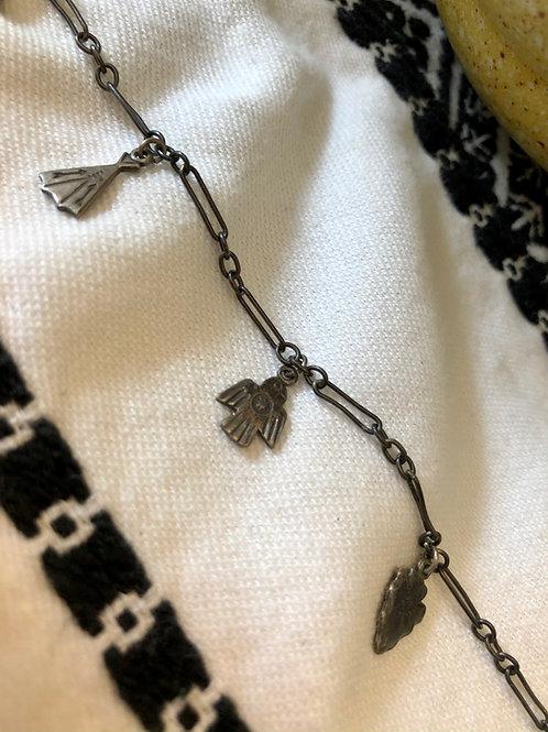 Sterling Trinket Bracelet