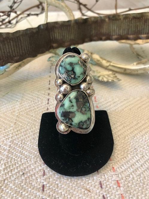 Modern Verasite Ring