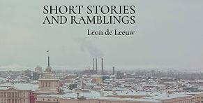 Leon de Leeuw book Short Stories and Ramblings
