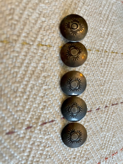 Turn of the Century Buttons