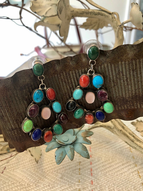 Fiesta Dangle Earrings