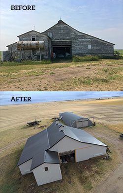 Barn Restoration