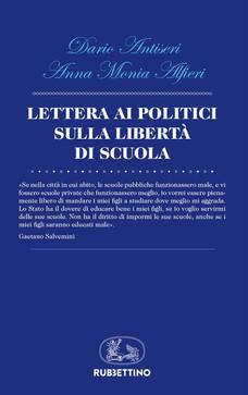 Lettera della Presidente Elisabetta Casellati su Lettera ai Politici sulla Libertà di Scuola