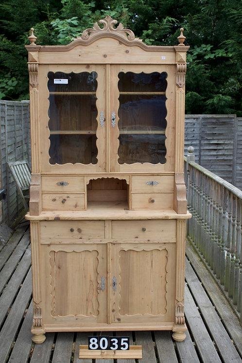 Antique Pine Dresser 8035