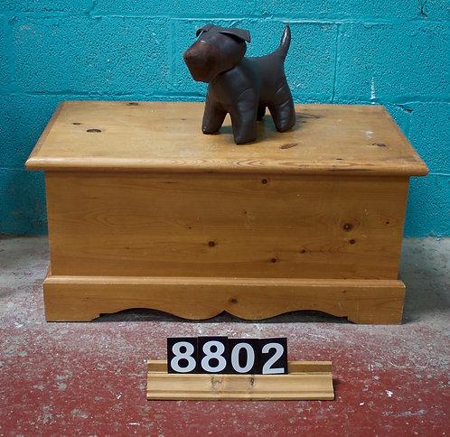 Waxed Box 8802