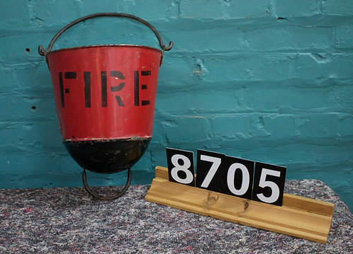 Fire Bucket 8705