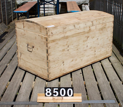 Dome Top Blanket Box/Coffer 8500