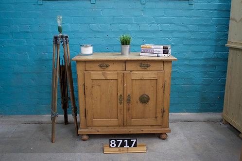 Waxed Dresser Base 8717