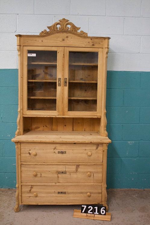 Antique Pine Dresser 7216