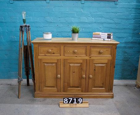 Waxed Dresser Base 8719