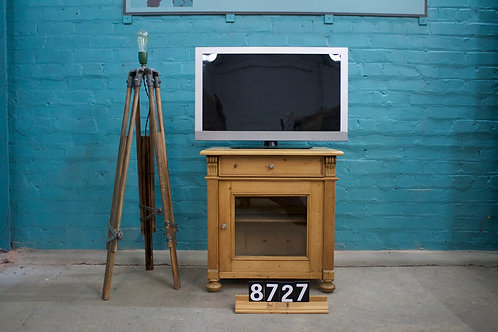 Waxed TV Unit 8727