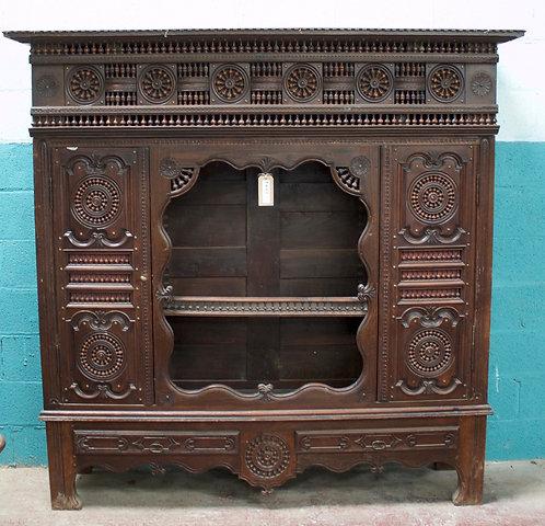 Spanish Oak Cabinet 8786