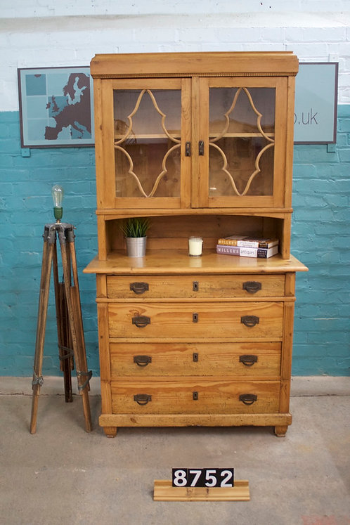 Waxed Dresser 8752