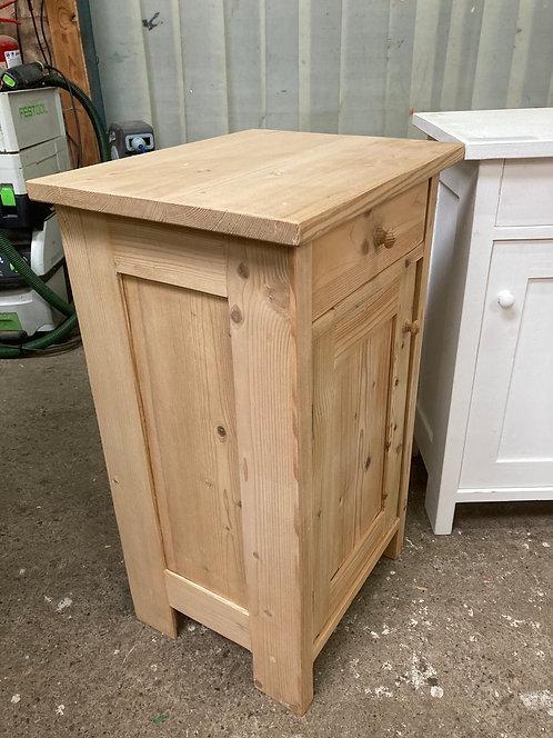 Pair of bedside/pot cupboards
